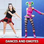 Battle Royale Dances and Emotes