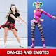 Battle Royale Dances and Emotes Download for PC Windows 10/8/7