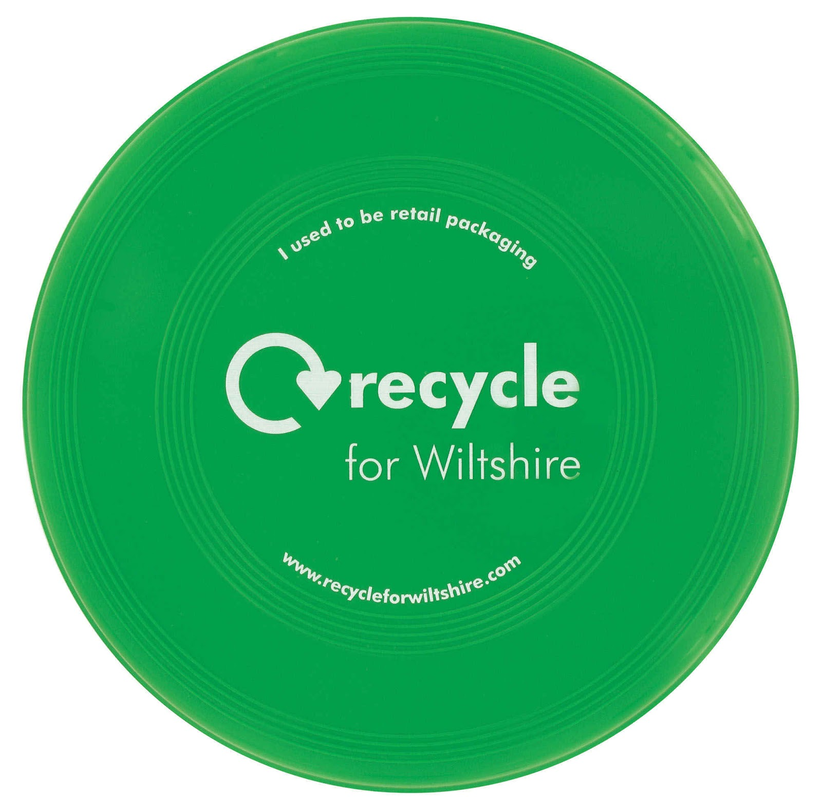 Recycled Frisbees