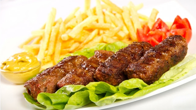 Restaurants in Bucharest