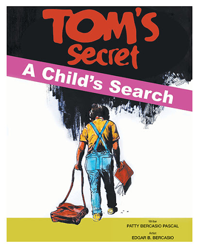 Tom's Secret cover