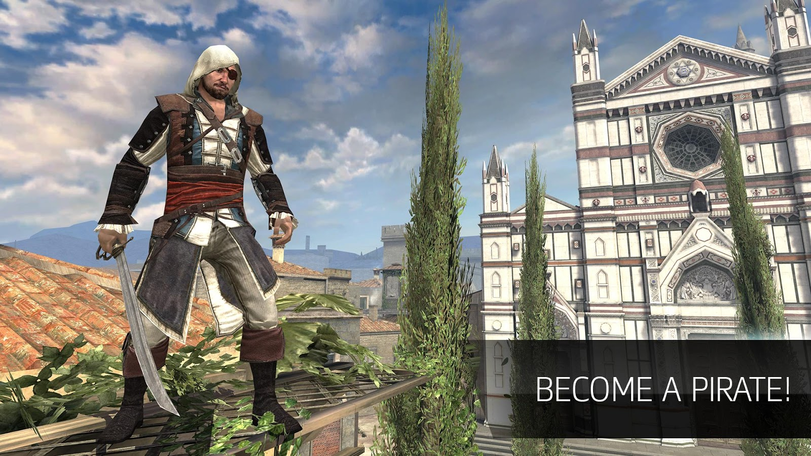ASSASSIN'S CREED IDENTITY – zrzut ekranu