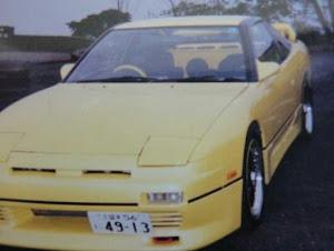 180SX RS13 タイプⅡ 1989のカスタム事例画像 るなちゃんねるさんの2018年05月28日21:04の投稿