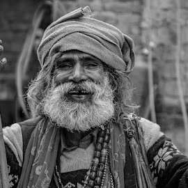 by Mohsin Raza - Black & White Portraits & People (  )