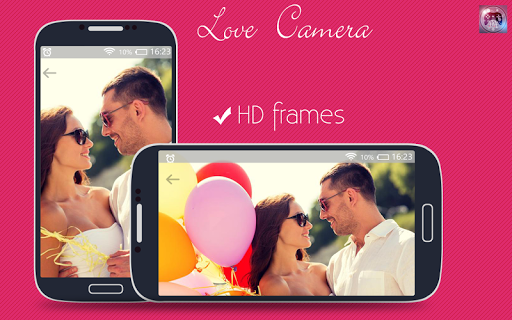 Love Camera - HD Frames
