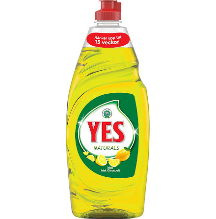 Diskmedel Yes Citron     650ml