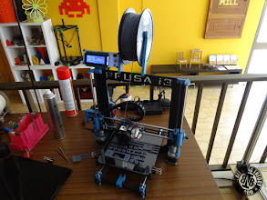 Photo: MILL bq Hephestos 3D Printer