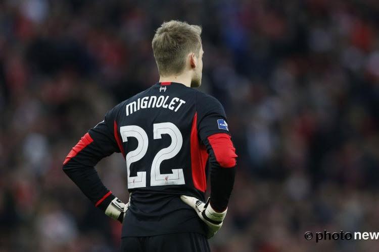 Un concurrent pour Mignolet à Liverpool!