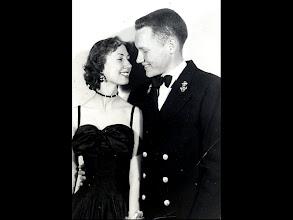 Photo: Sonja Sims and Patrick Alonzo Tillery 1952