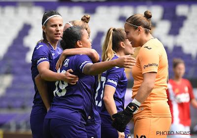 UEFA komt met belangrijk nieuws voor Red Flames en Anderlecht-vrouwen