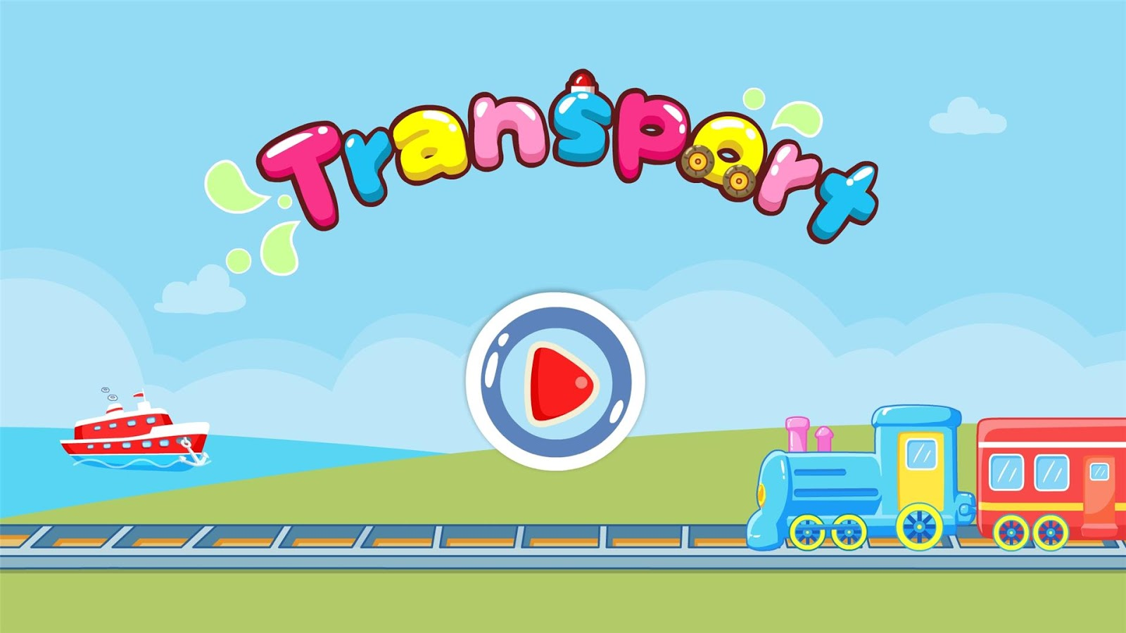 Transport by BabyBus- screenshot
