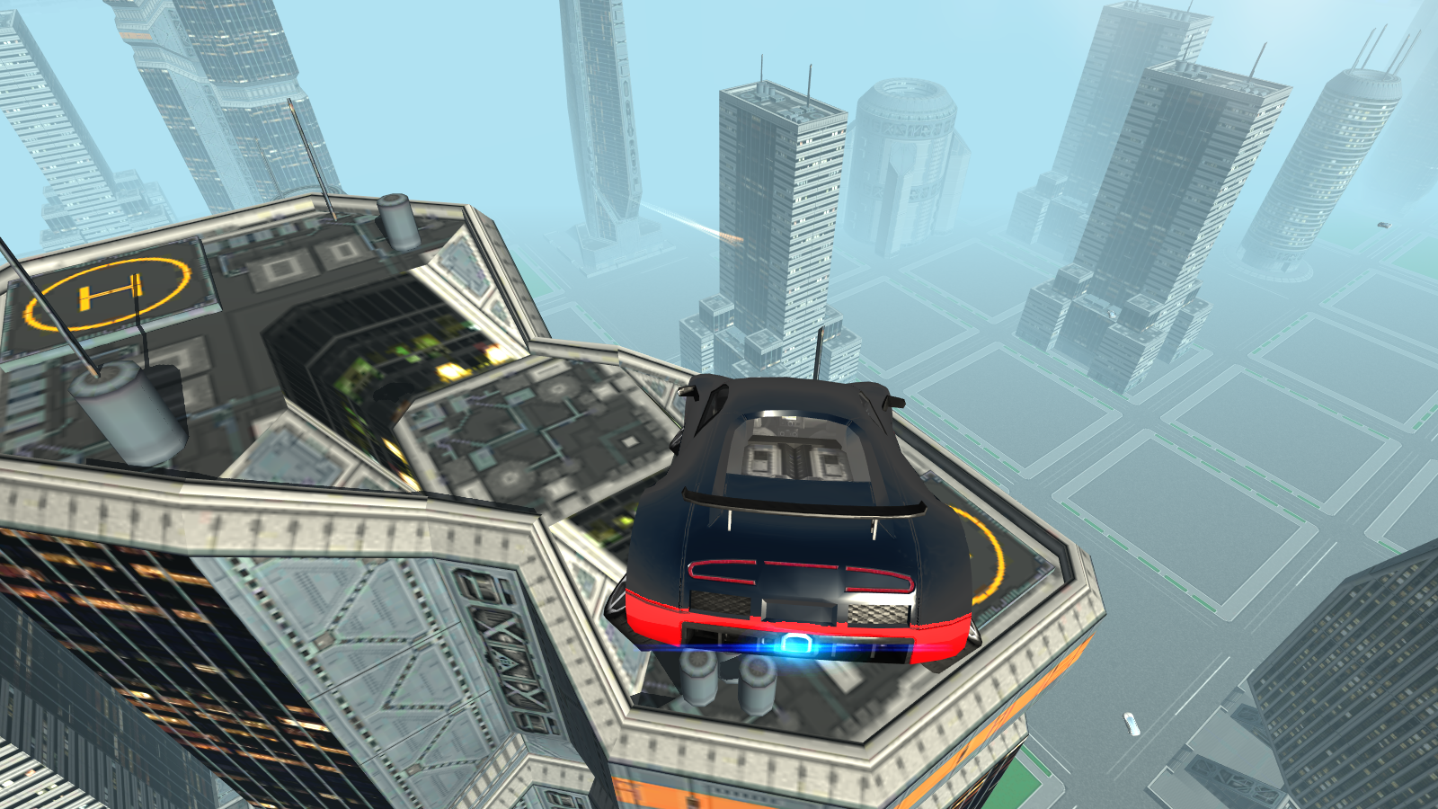 Flying Future Super Sport Car Android Apps On Google Play