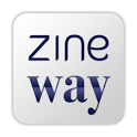 Zine way icon