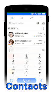 Stylish Contacts Dialer-Contacts - náhled