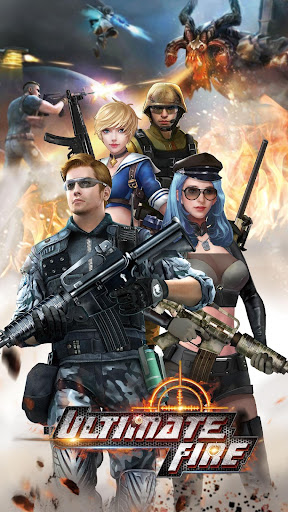 Ultimate Fire- เกมยิงแนวFPS 1.0.5 screenshots 1