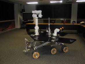 """Photo: Rover tester """"Bubba"""""""