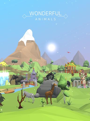 Solitaire : Planet Zoo 1.13.28 screenshots 12
