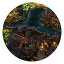 Dubai New Tab Page HD Landscape Top Theme