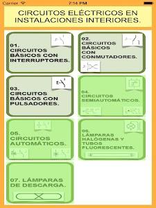 INSTALACIONES ELÉCTRICAS screenshot 10