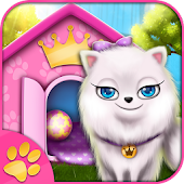 Pet House Decoration Games