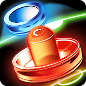 Air Hockey Deluxe Android APK Download Free By Words Mobile