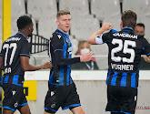 Ignace Van Der Brempt liet zich opmerken met een fantastische beweging en goal