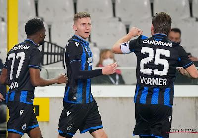Van der Brempt dans le onze pour le Topper ?