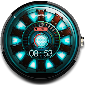 IRON - Watch Face