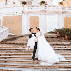 ช่างภาพงานแต่งงาน Dmitry Agishev (romephotographer) ภาพเมื่อ 08.04.2019