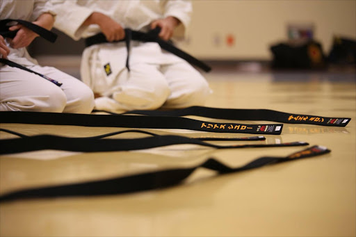Black belt, karate Picture: Free stock image/pixabay