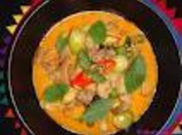 Thai Curry Chicken Recipe