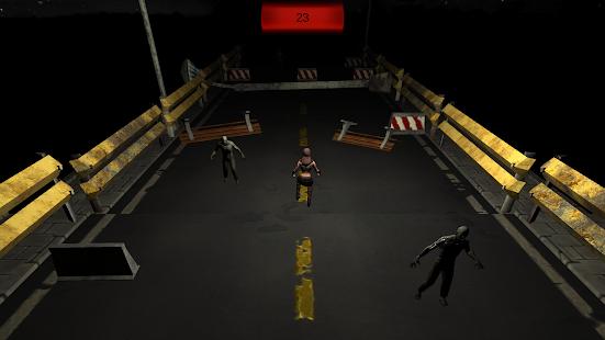 The Running Dead - náhled
