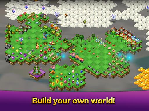 Mergeland - Merge Dragons and  Build dragon home screenshots 10