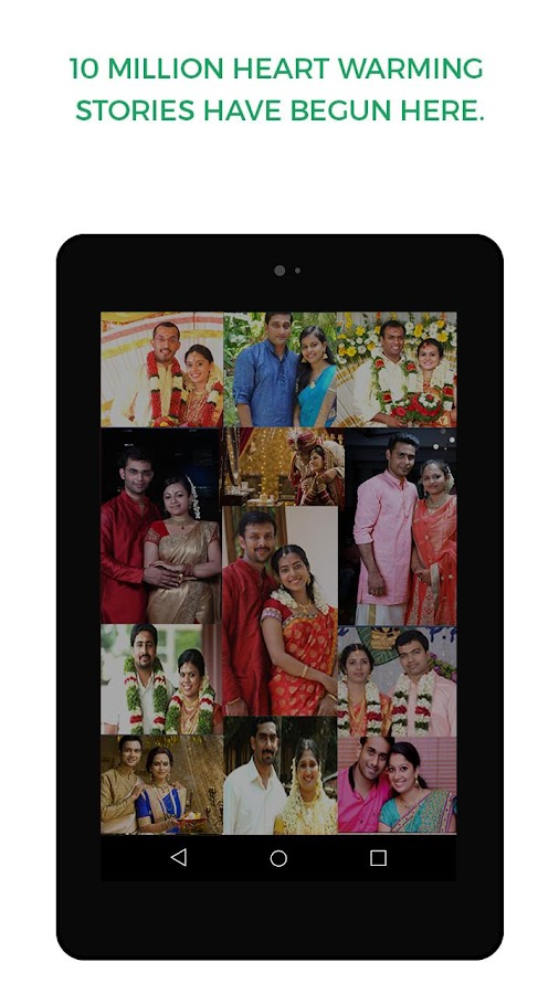 GujaratiMatrimony-Matrimonial- screenshot
