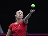 België 0-2 achter in Fed Cup na nederlaag Elise Mertens