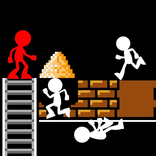 Stickman : Lode Runner file APK for Gaming PC/PS3/PS4 Smart TV