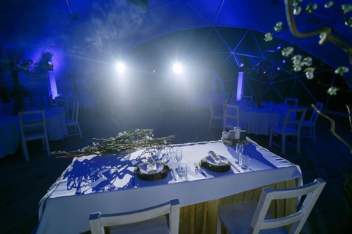 Фото №1 зала Свадебный парк «Изгиб»