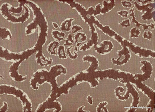 Photo: Royale 18 - IRIDESCENT – CHOCOLATE BROWN (100% Polyester)