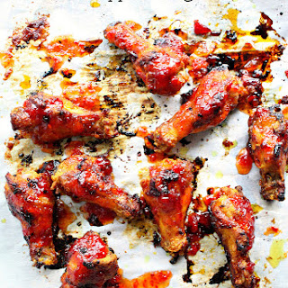 Sticky Sweet Chili Wings