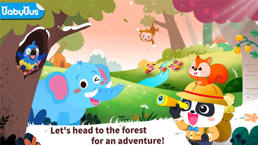 Little Panda's Forest Adventure apkdemon screenshots 1