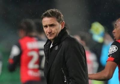 Rennes vire son coach et a déjà son remplaçant