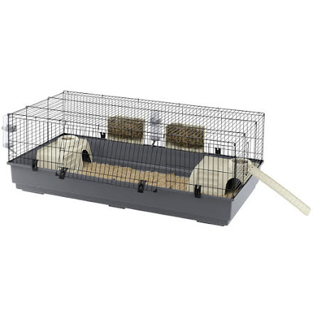 Ferplast Rabbit 140 Mix med Tillbehör