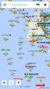 4 Flightradar24 - Flight Tracker App screenshot