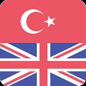 Turkish English Offline Dictionary & Translator icon