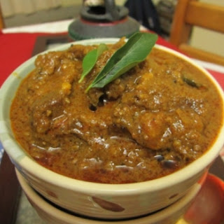 Traditional Kerala Style Beef Curry