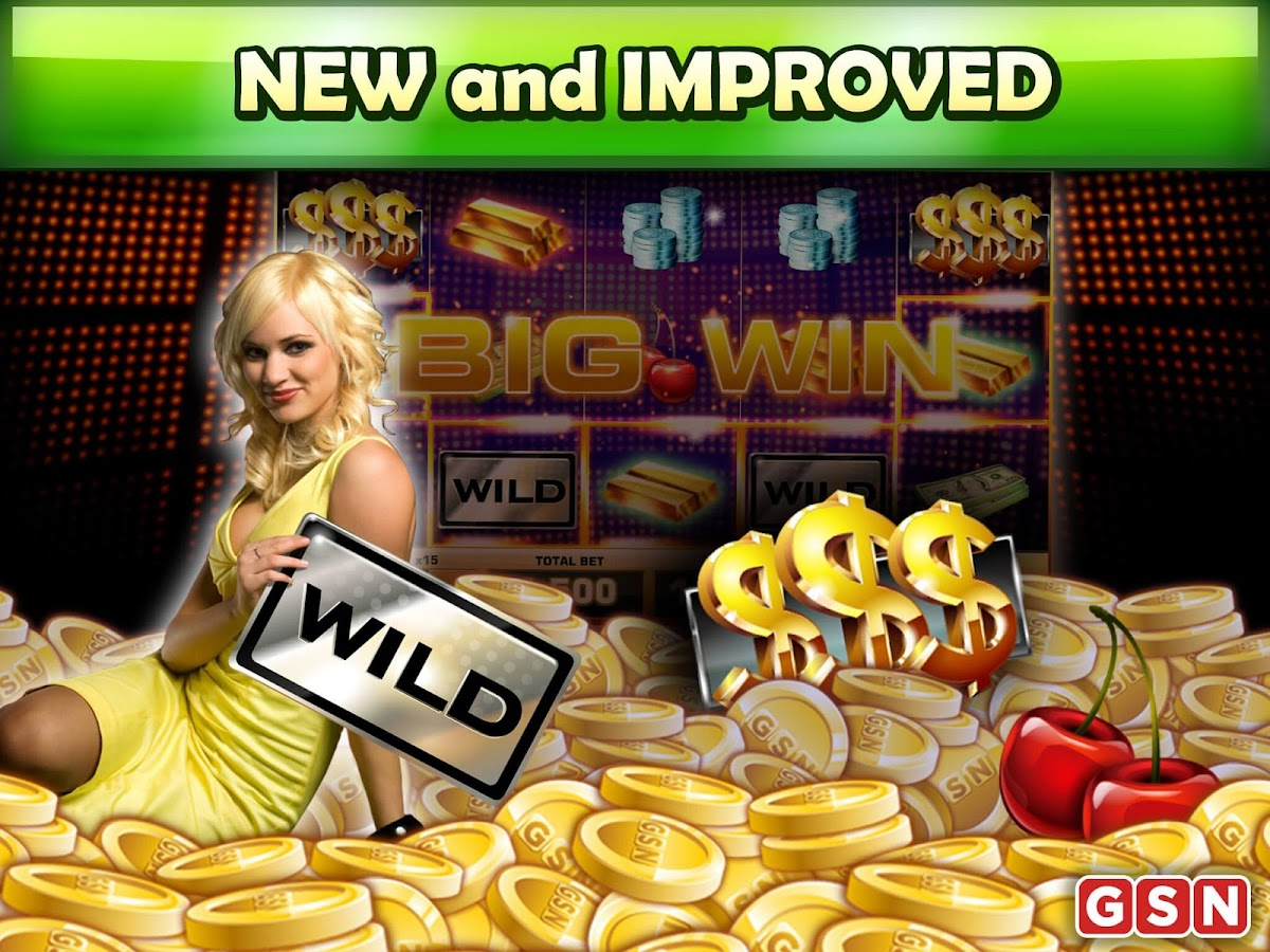 GSN Casino – FREE Slots- screenshot