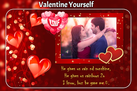 Download Valentine Yourself - Valentine Frames Photo For PC Windows and Mac apk screenshot 3