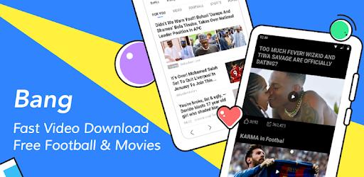 Bang Browser-All Video downloader & Ad blocker APK [4 1