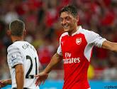 Ozil sur le départ d'Arsenal ?