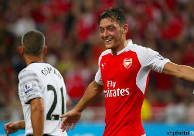 Özil : roi des assists qui a besoin de buts